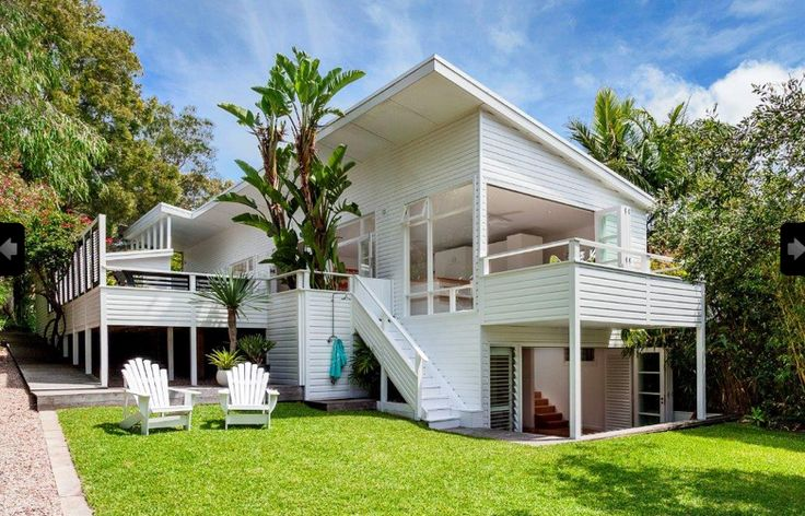 50s Beach House Reno- Walworth Ave Newport, Sydney- always loved this place