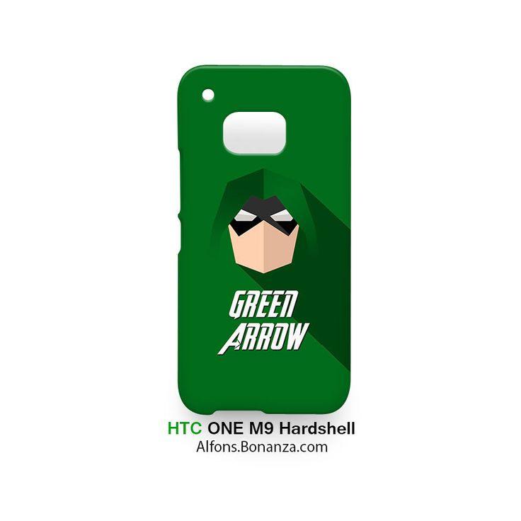 Green Arrow Superhero HTC One M9 Hardshell