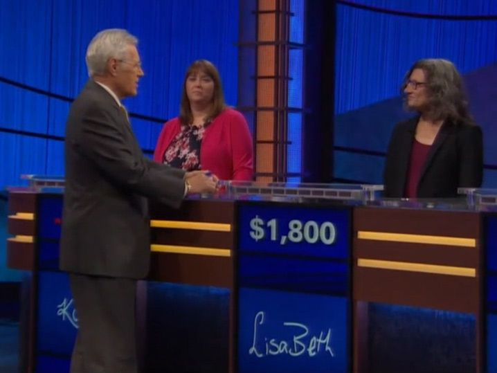 Alex Trebek Makes Sexist Comment to 'Jeopardy!' Contestant About Her Military Job