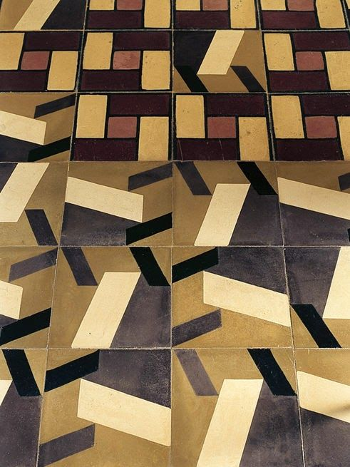 468 Best Images About Patterned Tiles On Pinterest