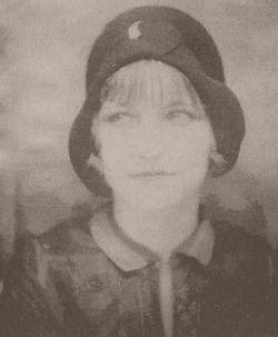 Bonnie Parker, via Flickr.