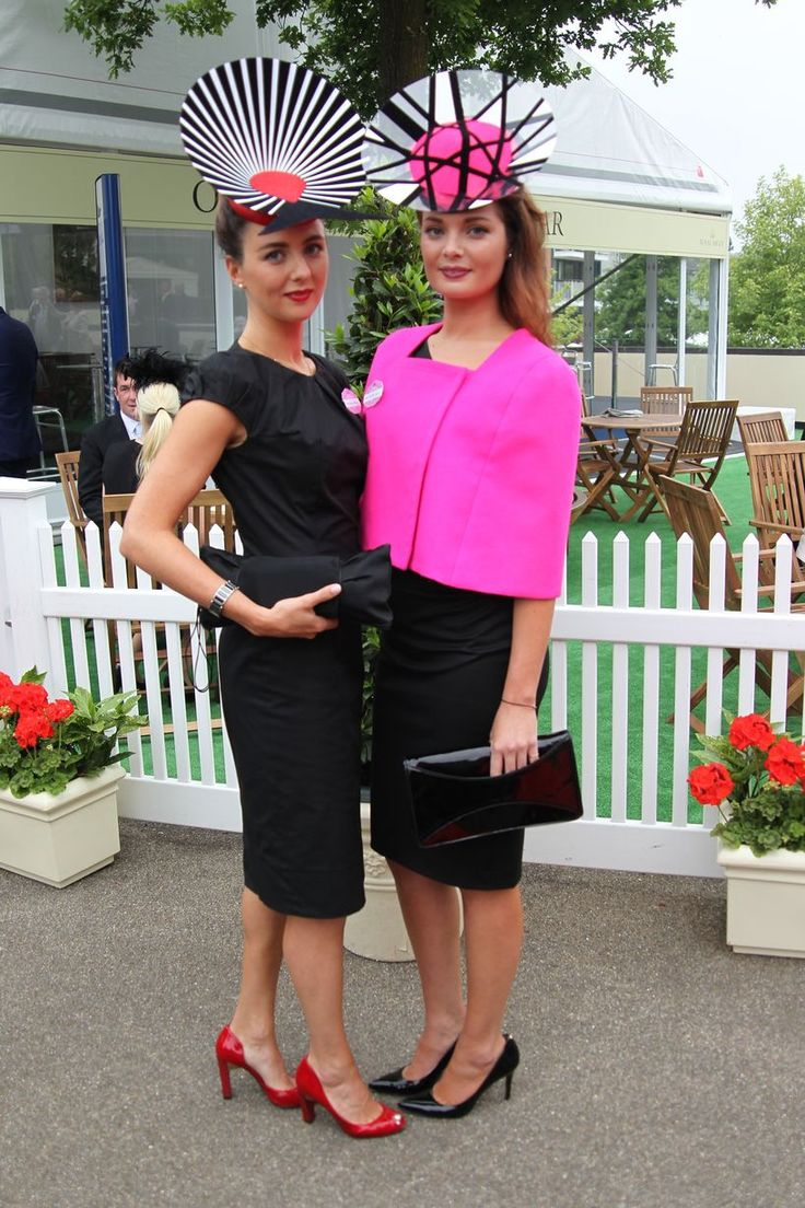 Royal Ascot Ladies Day: Pictures of the fashion and passion as Queen celebrates famous win