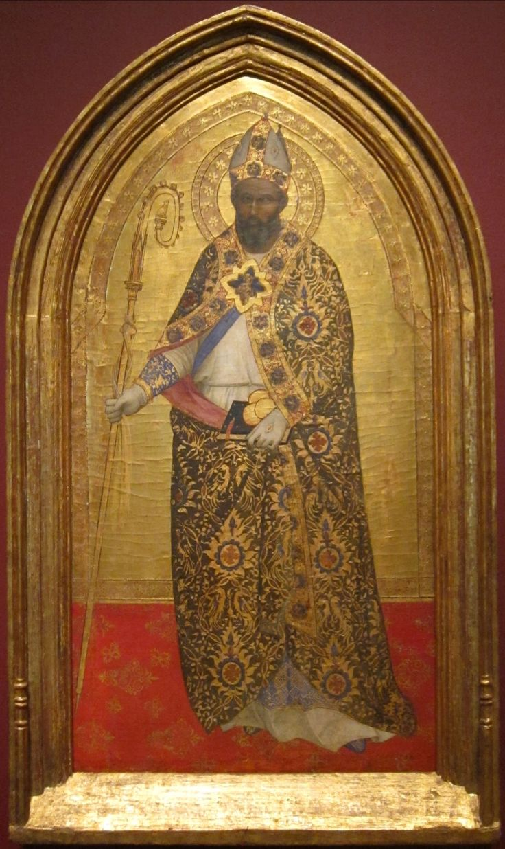 File:Saint Nicholas of Bari by Giovanni Bonsi, San Diego Museum of Art ...