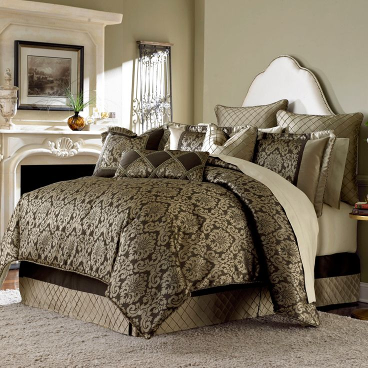 imperial luxury bedding set a michael amini bedding collection by aico all luxury bedding