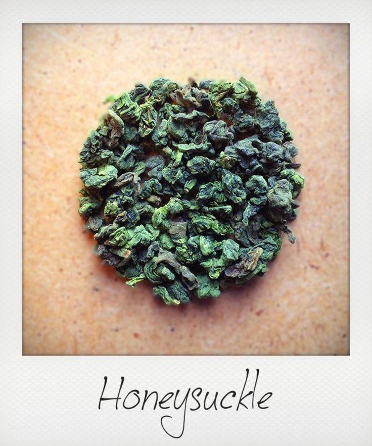 "Honeysuckle Skinny Tea™ - ""A Sticky, Sweet, Sophisticated Honeysuckle Flavoured Tea"""