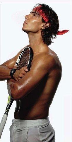 Lute Guerreiro!! Federer x Nadal no Sportv2 :)
