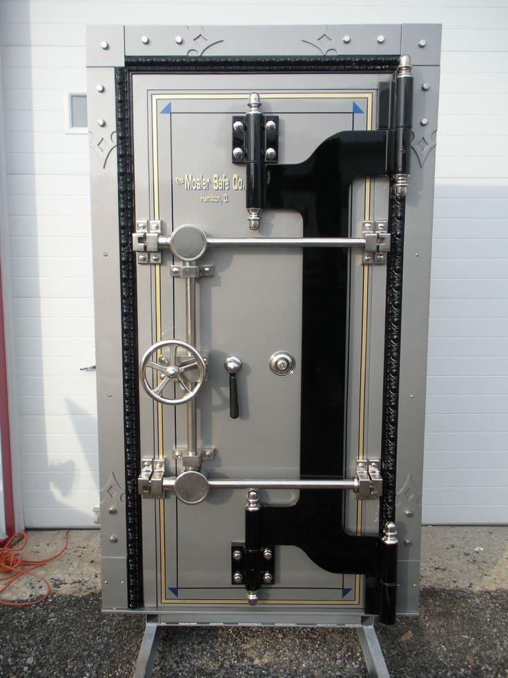 Best Vault Doors : Best safe door ideas only on pinterest gun safes