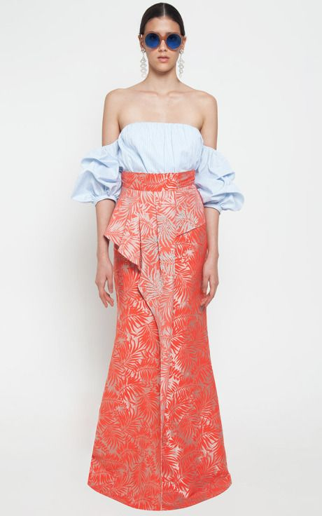 Johanna Ortiz Spring/Summer 2015 Trunkshow Look 11 on Moda Operandi