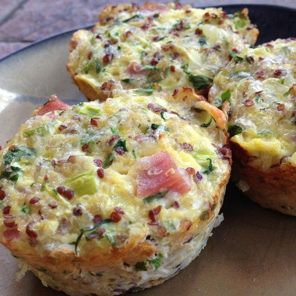 """Savory Bites Equally Excellent Hot Or Cold. Ideal For Breakfast"