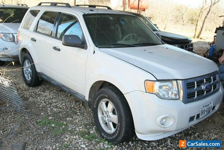 2011 Ford Escape Ford Escape Forsale Canada Cars For Sale Ford Escape Ford Suv
