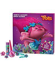 Trolls Trollific Beauty Adventskalender 2016, 1er Pack (1 x 24 Stück)