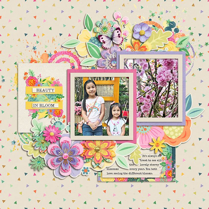 April Showers, May Flowers: FLOWERS by Studio Flergs