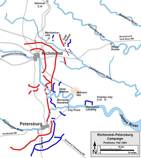 Siege of Petersburg - Wikipedia, the free encyclopedia