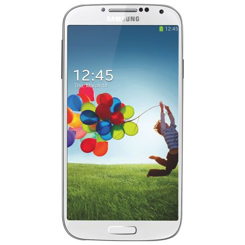 New! Rogers Samsung Galaxy S4 Smartphone - White - 2 Year Voice and Data Plan   #BBYSocialStudies