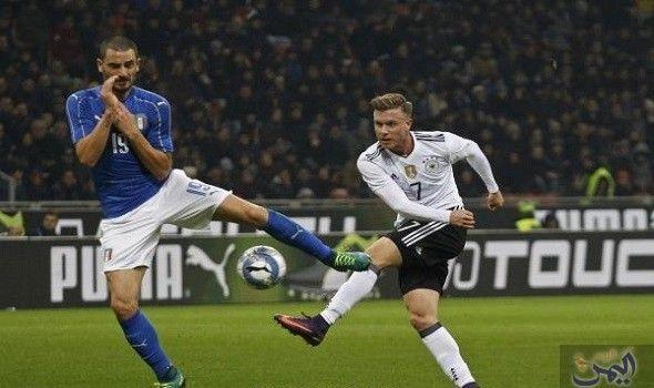 ثلاثي منتخب ألمانيا يتحدث عن أجواء لقاء إيطاليا الودي Sports