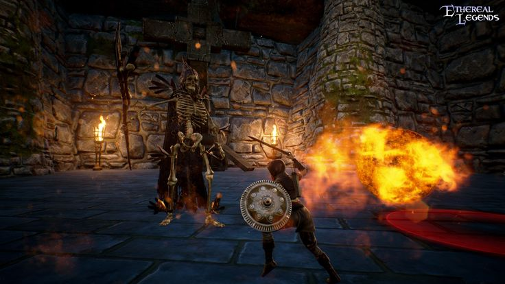 Download – Ethereal Legends – Plaza (PC) – FullDownGames