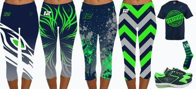 Cool Hawks Leggings