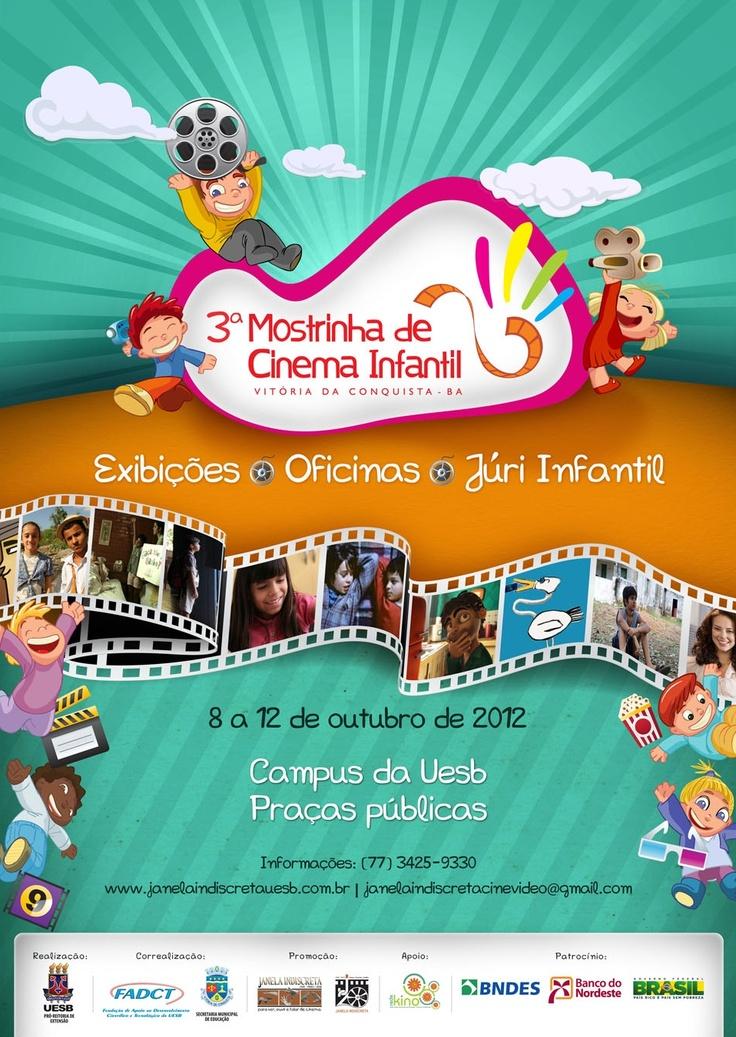3ª Mostrinha de Cinema Infantil de Vitória da Conquista