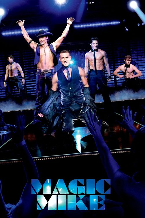 Magic Mike 【 FuII • Movie • Streaming