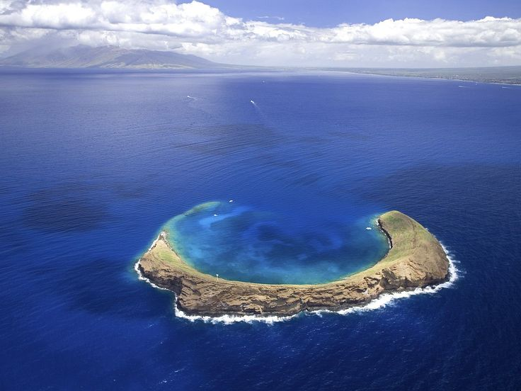 Molokini Crater: one of the most prized snorkeling destinations in the world