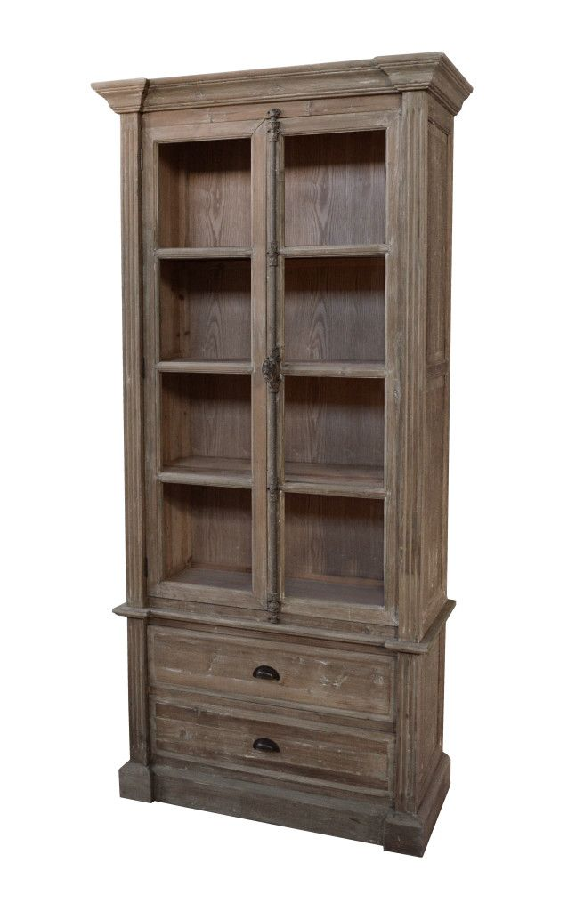 austin cabinet in 2019 library pine bookcase kitchen bookcase rh pinterest com