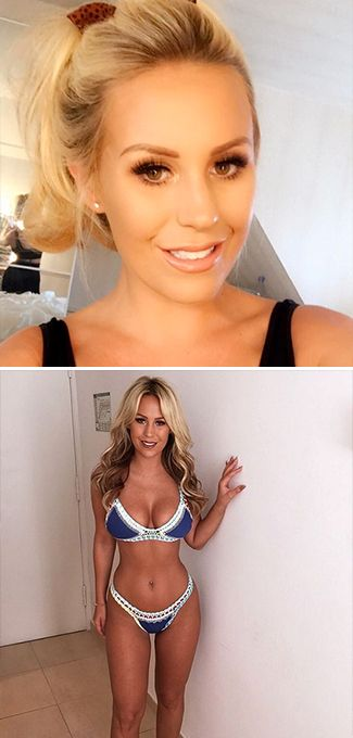 TOWIE's Kate Wright Reveals Her Top Diet And Exercise Tips ...