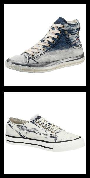 DIESEL Magnete Exposure IV W Sneakers & DIESEL Laika Marcy W Sneakers