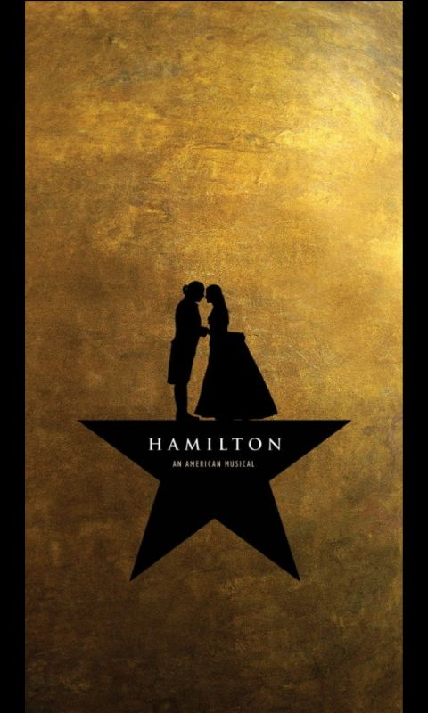 I'm about to change your life #hamilton