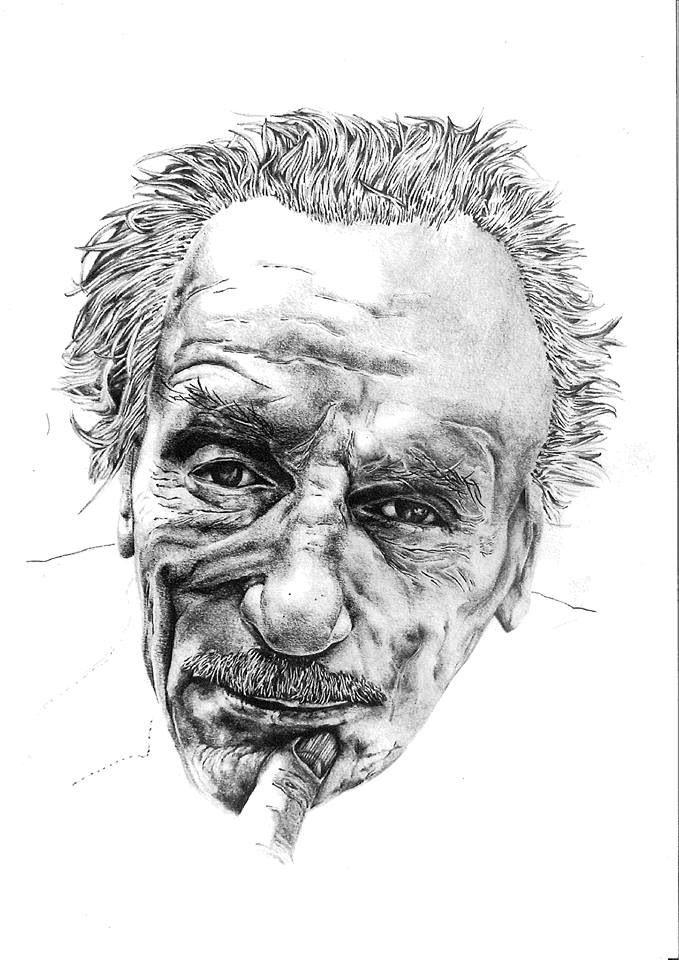 Portrait of Eduardo De Filippo