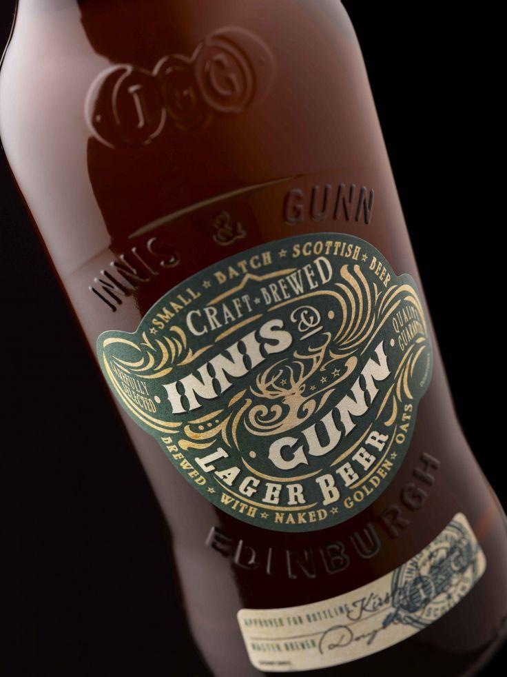 Innis & Gunn Craft - Stranger & Stranger