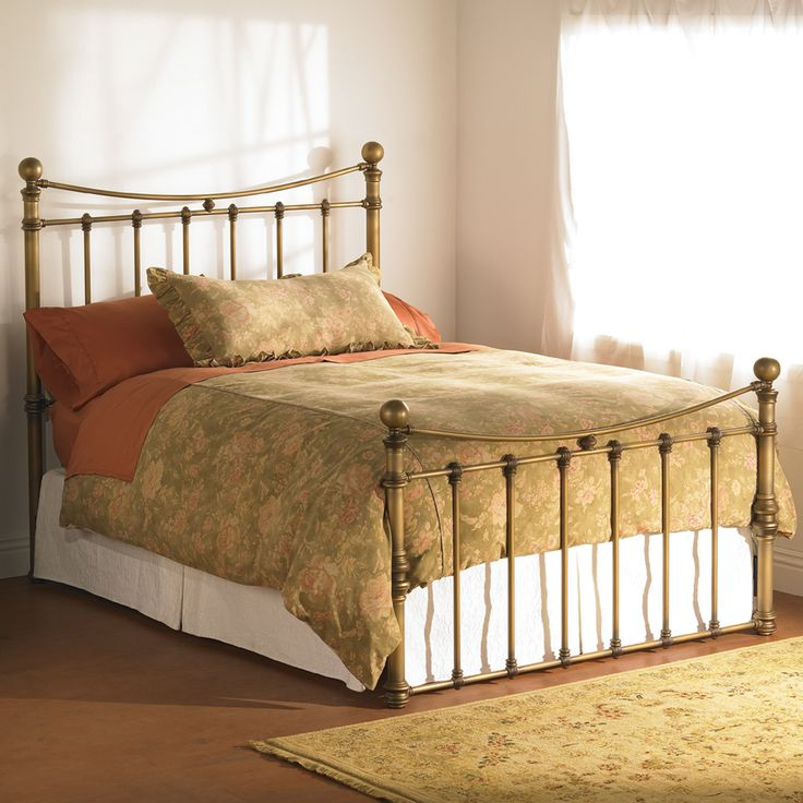 quati iron bed by wesley allen wesley
