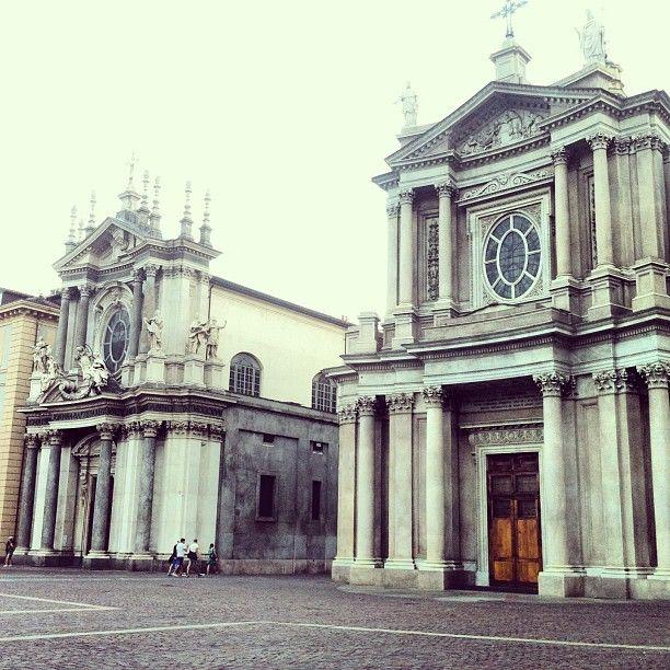 #turin #piazzasancarlo #chiesegemelle