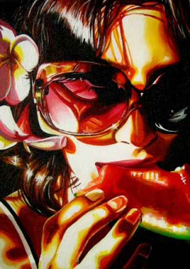 #SteveSmith #art #painting These paintings are so incredibly gorgeous.