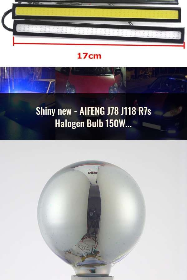 Aifeng J78 J118 R7s Halogen Bulb 150w 500w Halogen Lamp