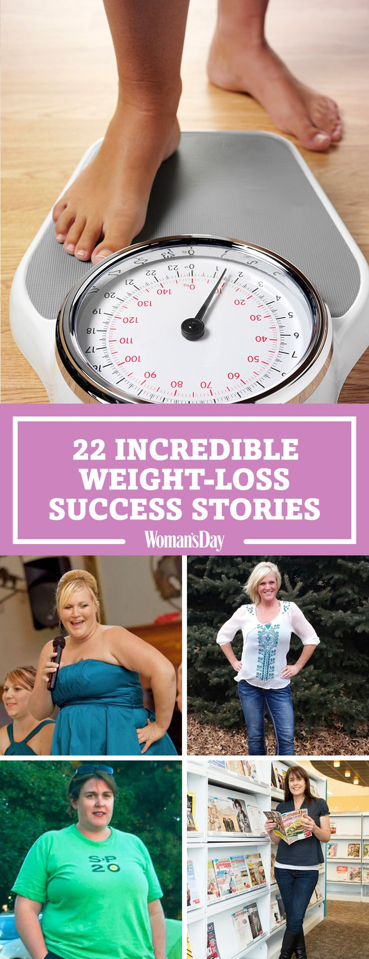 Save these ideas for weight loss from Woman's Day