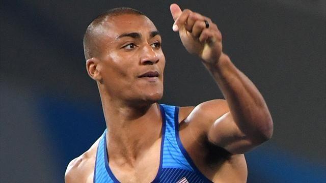 Ashton Eaton defends Olympic decathlon title - Rio 2016 - Athletics - Eurosport