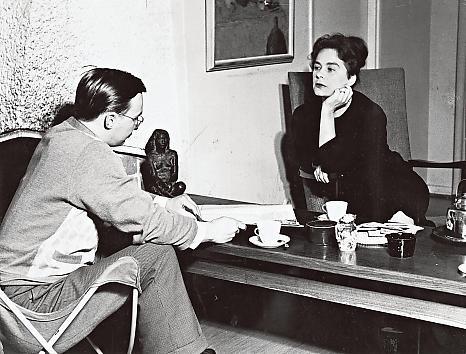 Marja-Liisa Vartio ja Paavo Haavikko  Vartio ihastutti opiskeluaikoina, Haavikkoakin piti lukea.