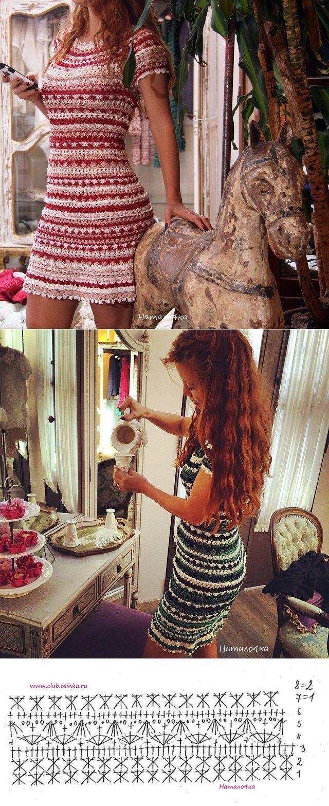 El nuevo vestido de Vanessa Montoro (el esquema).