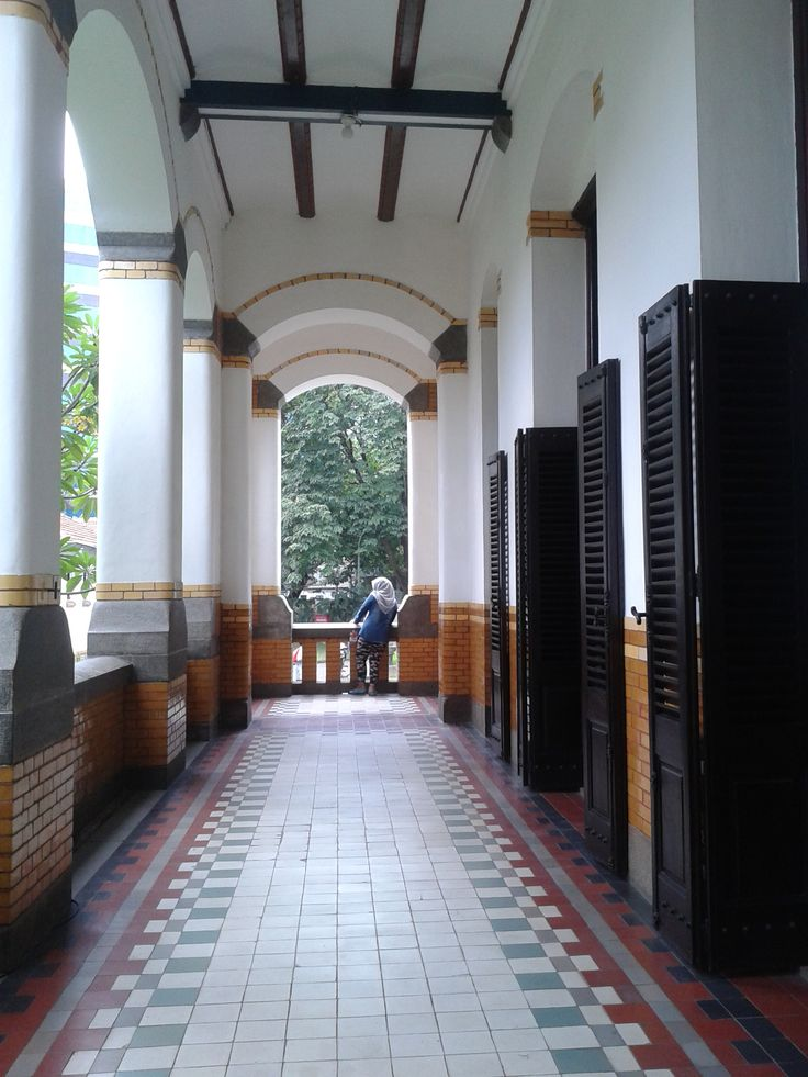 Lawang Sewu - Semarang - Central Java - Indonesia