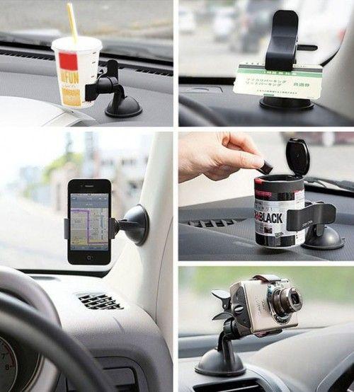 Autós és asztali univerzális telefontartó mobil tartó