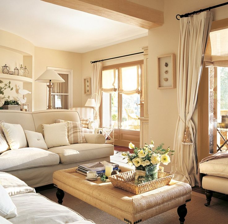 Neutral Sitting Room