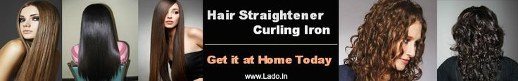 Buy Hair Straightener India - Girls Online Shopping India. Lado.in is india 1st Girls hair accessories shopping site. Cheap Shopping for Hair Straightener, Curling Iron, Hair dryers  Hair Trimmers