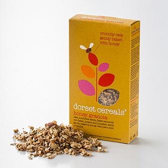 Dorset Cereals Honey Granola Muesli