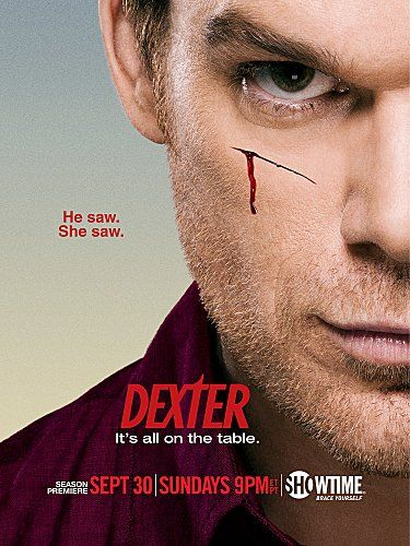 Dexter-2006-A likeable Miami police forensics expert moonlights as a serial killer of criminals who he believes have escaped justice.   Stars: Michael C. Hall, Jennifer Carpenter, David Zayas, James Remar
