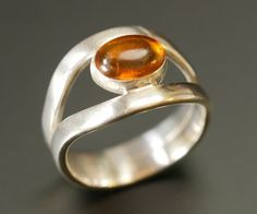 Over 15 years ago I made a silver ring with a bezel-set amber stone in a jewelry making class, and I've been wearing it ever since. In this project, I'll walk you...