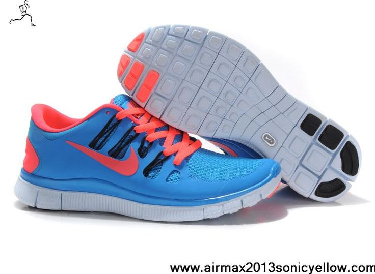 Star's favorite Womens Nike Free 5.0 Sky Blue Rose 579959-464 Newest Now