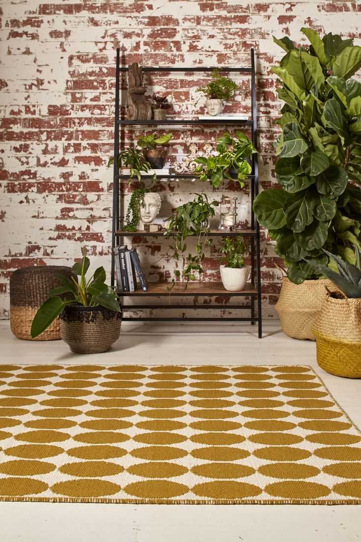 We are celebrating the launch of our new rug collection with a return to retro. Welcome some seventies sunshine back into your home with our Belo Mustard and Cream wool blend rug. All our rugs are 100% hand crafted in India and right now you can buy any rug and get 25% off, plus shipping from $9.95!