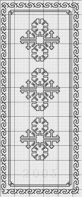 Brain Clutter: Blackwork pattern: Misc blackwork examples #2