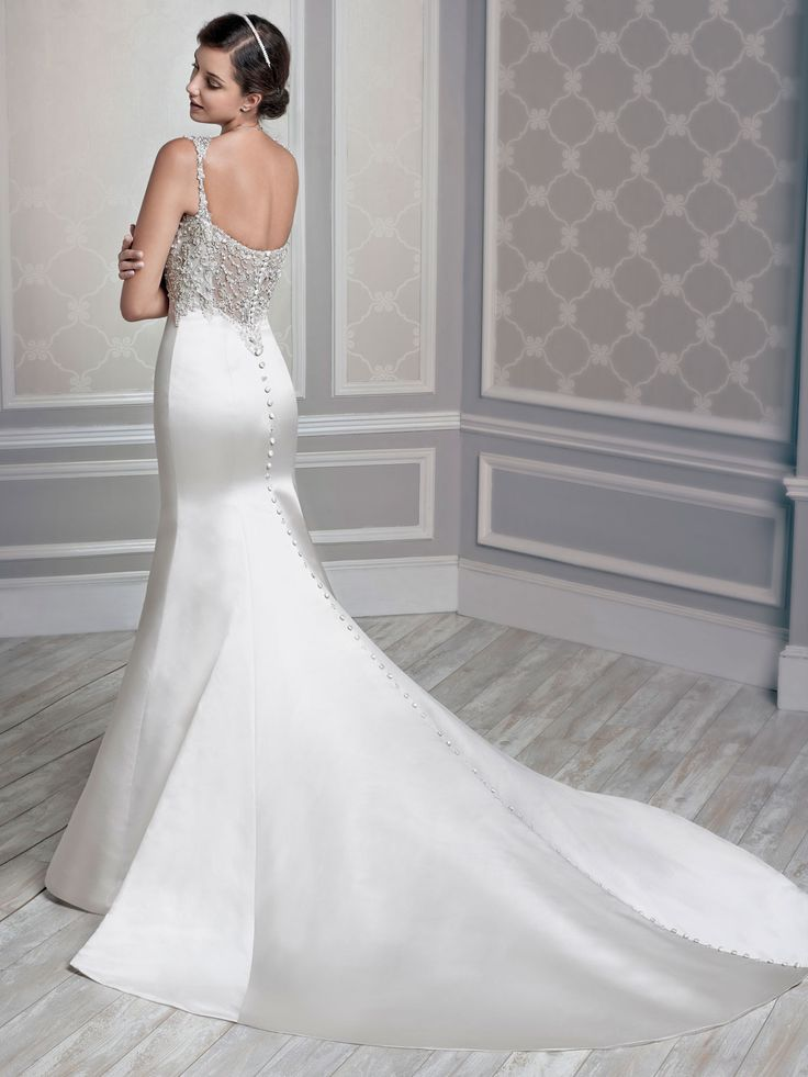 Silver Wedding Dress Ideas : 100 best wedding dress ideas images on pinterest