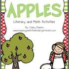 This apple-themed packet is jam-packed with over 130 pages of activities that'll have your kids loving all things apple this fall!  Included in thi...